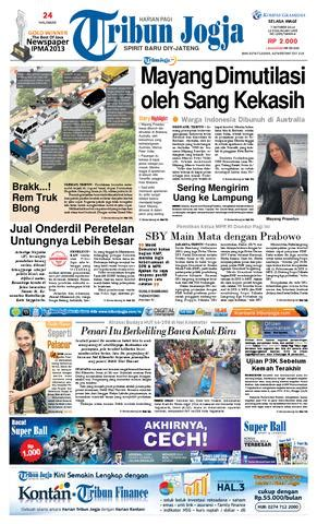Lu Belakang Mobil Grand Max tribunjogja 07 10 2014 by tribun jogja issuu