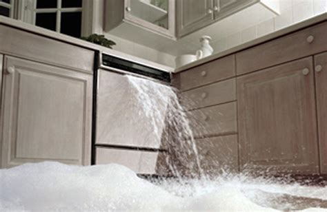 Dishwasher Flooded Floor - homes lose water damage coverage realtor