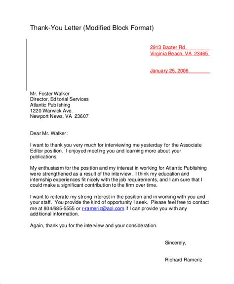 business letter written in block format block letter format template 8 free word pdf documents