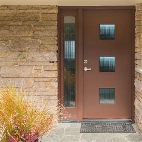 Glass Panel Exterior Door Modern Front Door With Glass Panel Door By August Bergdahl Zillow Digs Zillow