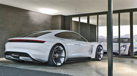 porsche mission e wallpaper porsche mission e performance concept youtube