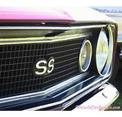 1967 SS Camaro Grill