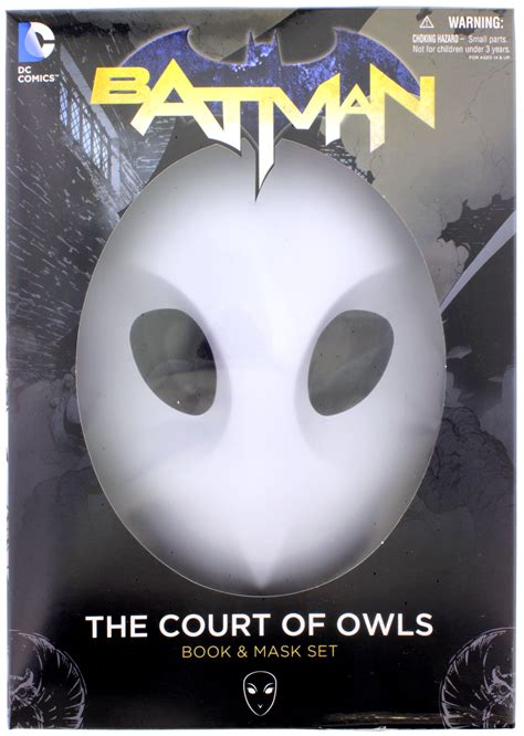 batman noir the court of owls books batman the court of owls mask and book box set the new