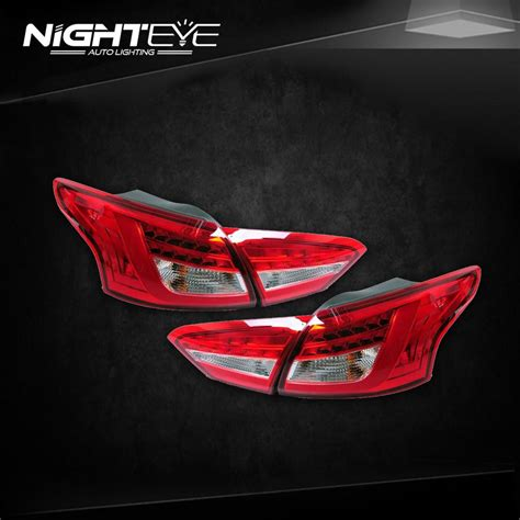 2014 ford focus tail light nighteye ford focus 3 tail lights 2012 2014 new focus