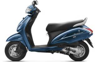 Honda Activa Honda Activa Becomes Scooter To Breach 1 Crore Sales