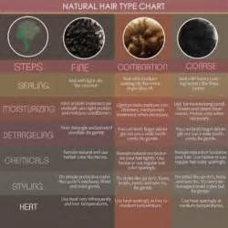 Hair Types Chart Hair by Black Hair Texture Types Chart