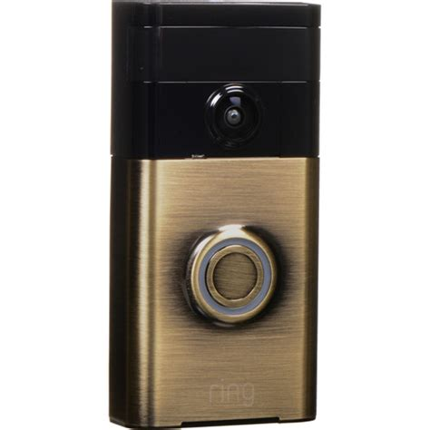 ring ring doorbell antique brass 88rg003fc000 b h