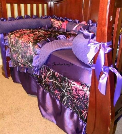 purple camo bed set best 25 camo baby bedding ideas on pinterest camo