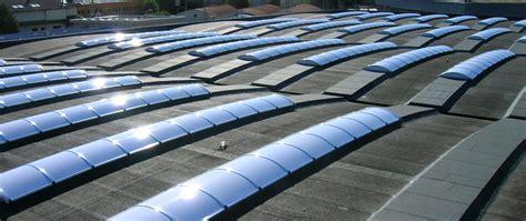 cupole per lucernari produzione pensiline tunnel cupole lucernari in