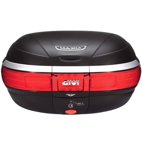Givi E52 Box Motor Matt Black givi e52 maxia topbox free uk delivery