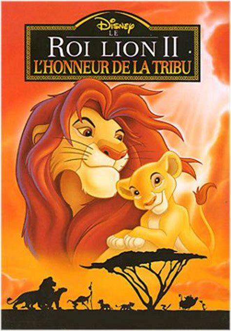 film lion roi le roi lion 2 l honneur de la tribu affiche du film le