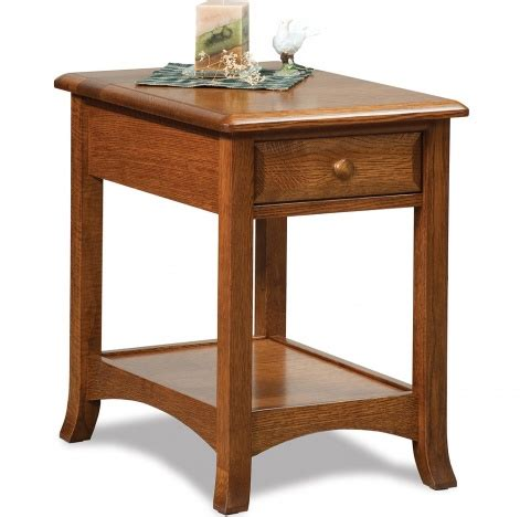 summerfield woodworking summerfield amish end table solid wood amish tables