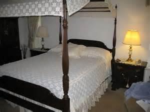 Used Ethan Allen Bedroom Furniture buy ethan allen quot georgian court quot queen canaopy bedroom