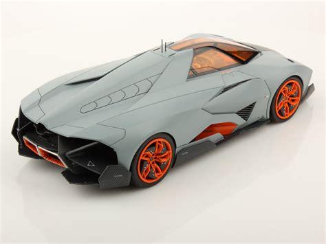 How Much Money Is A Lamborghini Egoista Lamborghini Egoista 1 18 Scale Model Is More Awesome Than