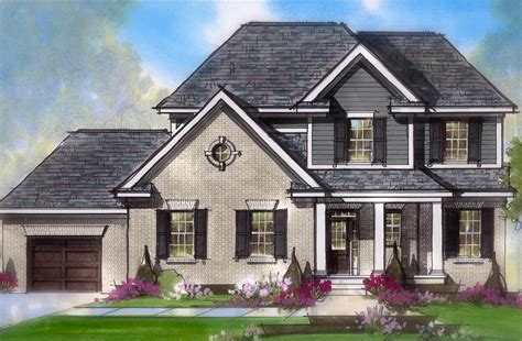new home builders estridge homes