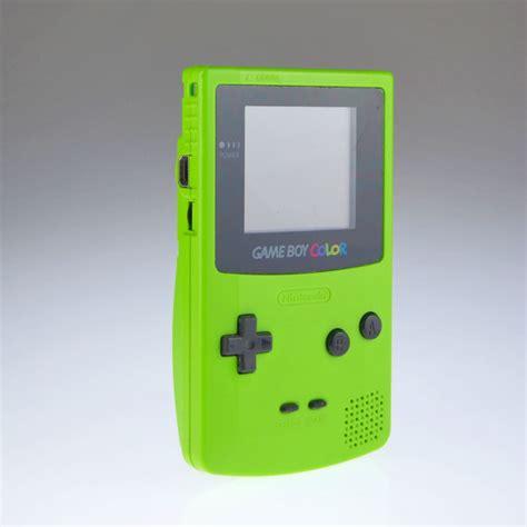 gameboy color ebay boy color verde ebay