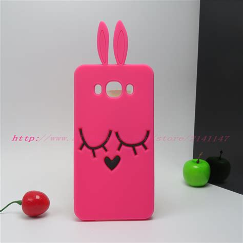 new for samsung galaxy j7 2016 covers 3d rabbit back cover for samsung j7 j700 cases