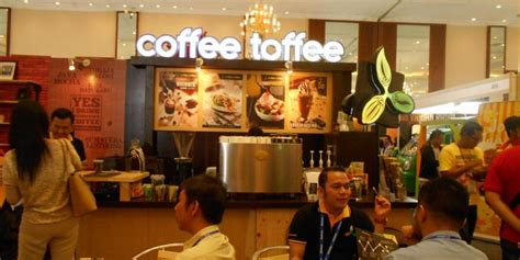 Waralaba Coffee Toffee modal membuat cafe coffee