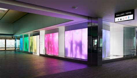 Luminous Ceiling Panels by Lightmoves Now Demonstrating Luminous Textile Panels