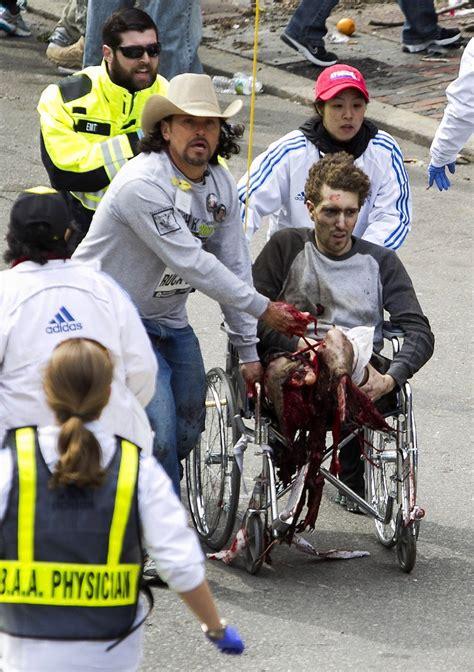 Boston Marathon Bombing Images | boston marathon bombing hoax dr monteith assesses