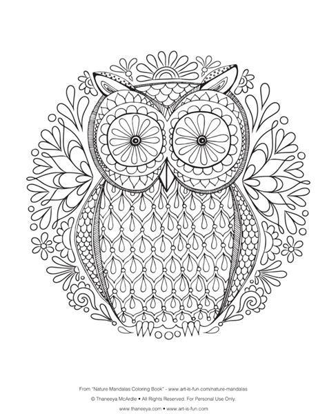 detailed mandala coloring pages for adults coloring pages free coloring pages detailed