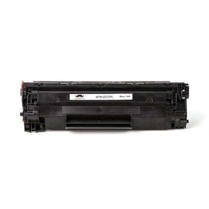 Toner Hp 79a compatible hp 79a cf279a black toner cartridge moustache
