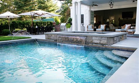 pool und spa pool designs backyard pool designs gallery