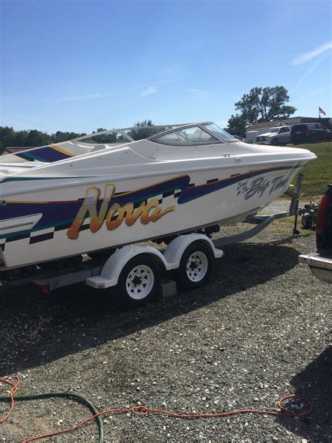 wellcraft boat rub rail wellcraft nova 1995 for sale for 10 500 boats from usa