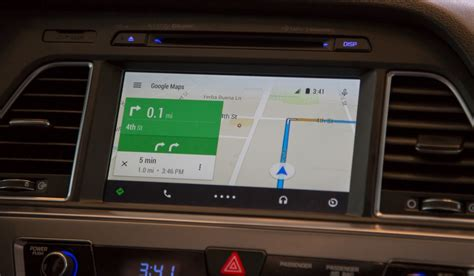 android car a test drive with android auto a simple solution to clunky car software ars technica