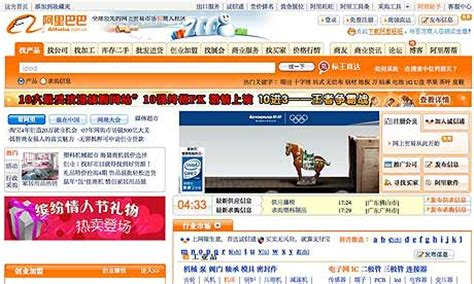 alibaba website alibaba com has grown to a 15bn trading platform in 10