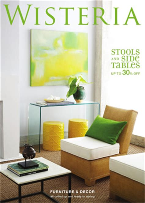 wisteria home decor catalog wisteria catalog