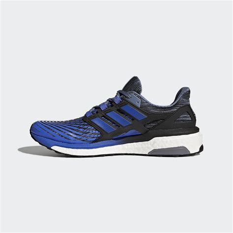 adidas mens energy boost running shoes steel tennisnuts