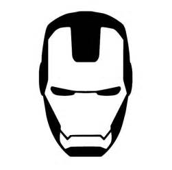 iron mask template iron mask clipart clipartsgram