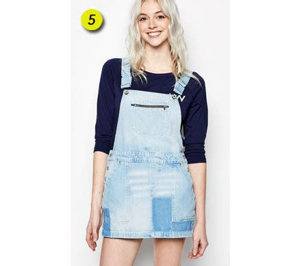 Salsha Dungaree Flared Skirt finds dungaree dresses lainey gossip lifestyle