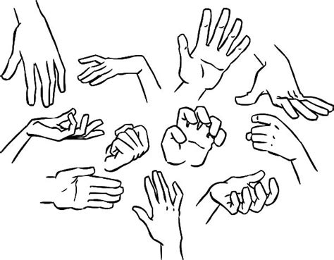 hulk hand coloring page free coloring pages of hulk hands