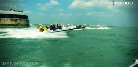 motor boat challenge european nx300 chionship of speed kicks off in london