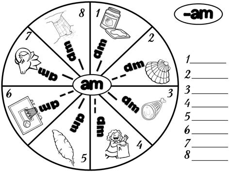 am word family worksheets enjoy teaching word families at ad am