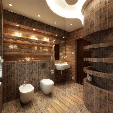 decorating ideas for bathroom walls decobizz com