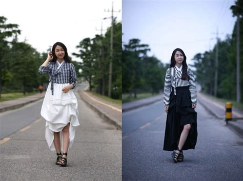 Pre Order Kasual Modern Hanbok 12 2017 Korean Fashion Trend The Quot Daily Quot Or Modern Hanbok