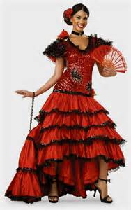 Traditional spanish dress world dresses