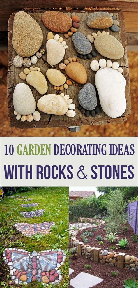 rock garden decoration ideas 10 garden decorating ideas with rocks and stones