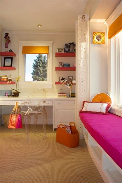 teen bedroom seating window seats window and bedrooms on pinterest