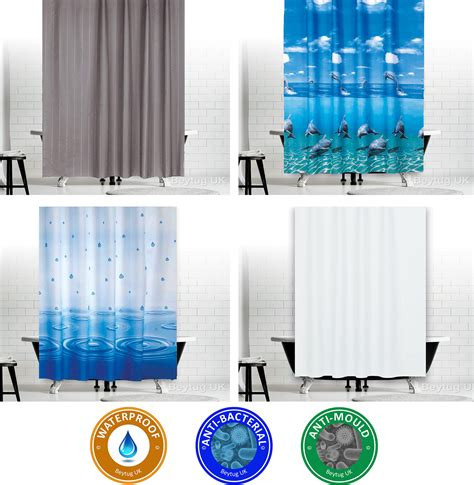 shower curtain sizes antibacterial shower curtains different sizes extra wide