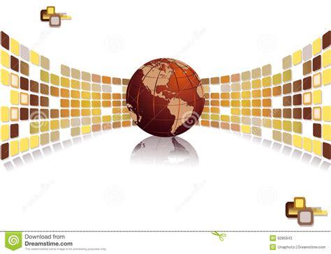 Ie International Mba Brochure by Modern International Business Brochure Design Stock Photos