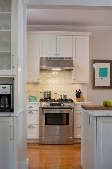 Brookhaven Kitchen Cabinets by How High Do You Hang A Range Hood