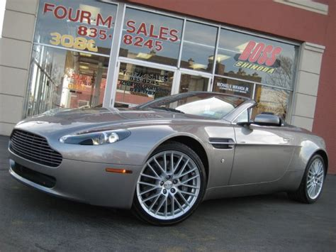 Aston Martin Vantage Convertible Price by Aston Martin Vantage Price 4 M Sales 2009 Aston Martin