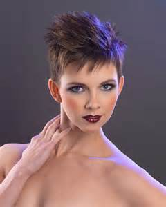 how to spike womens hair beautiful spiky haircuts for fashion qe