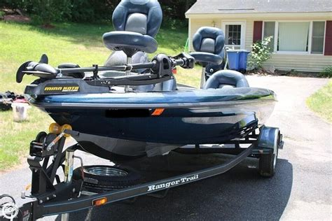 ranger boats used 2006 used ranger boats 165 vs bass boat for sale 13 000
