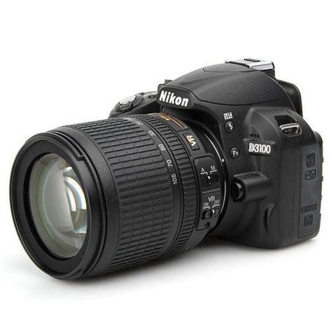 Nikon D3100 Vr bol nikon d3100 18 105mm vr spiegelreflexcamera