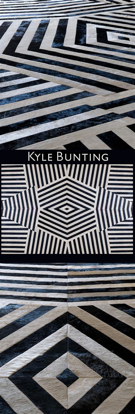 kyle bunting rug kyle bunting ink hide rug luxury interior design